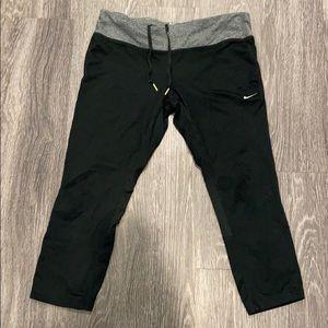 Nike Dri Fit Running Capri